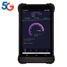 5G Rugged Tablet PC IP68 Waterproof and Anti-drop NFC Fingerprint Recognition OTG External 8-inch Handheld Industrial Tablet