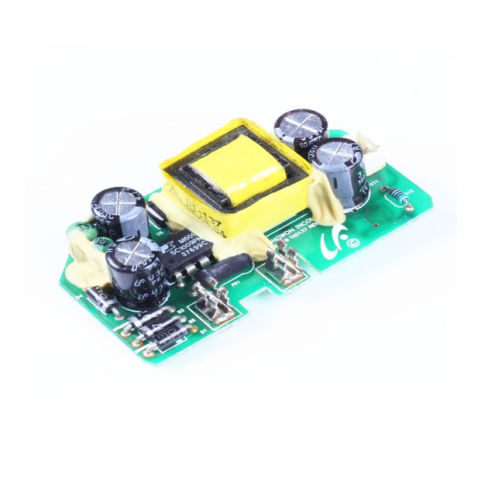 2 PCS 700mA 5V 0.7A AC-DC Switching Power Supply Module for Replace/Repair diy electronics