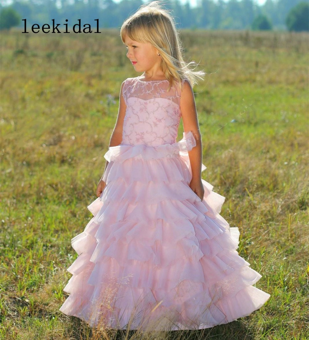blush-pink-flower-girl-dresses-2018-with (2)