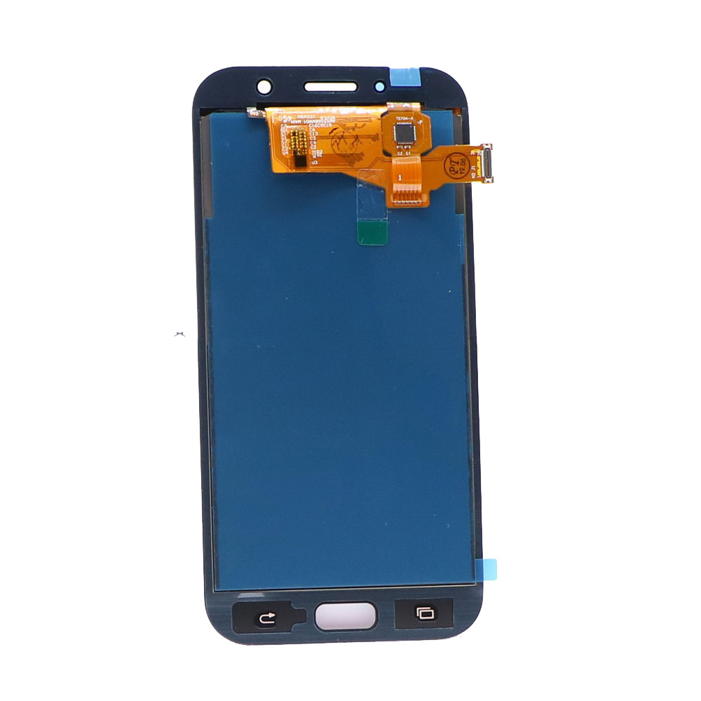 Applicable to Samsung Galaxy A7 2017 A720 A720F A720M LCD touch screen digitizer component LCD replacement phone display in Mobile Phone LCD Screens from Cellphones Telecommunications