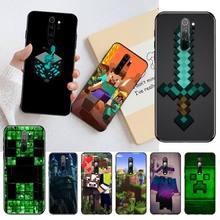 Чехол для телефона Redmi 9A 8A 7 6 6A Note 9 8 8T Pro Max Redmi 9 K20 K30 Pro