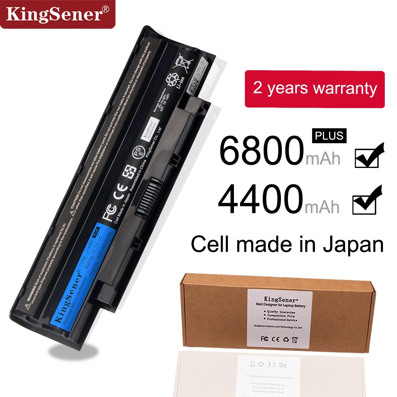 KingSener J1KND Laptop Batterie für DELL Inspiron N4010 N3010 N3110 N4050 N4110 N5010 N5010D N5110 N7010 N7110 M501 M501R M511R