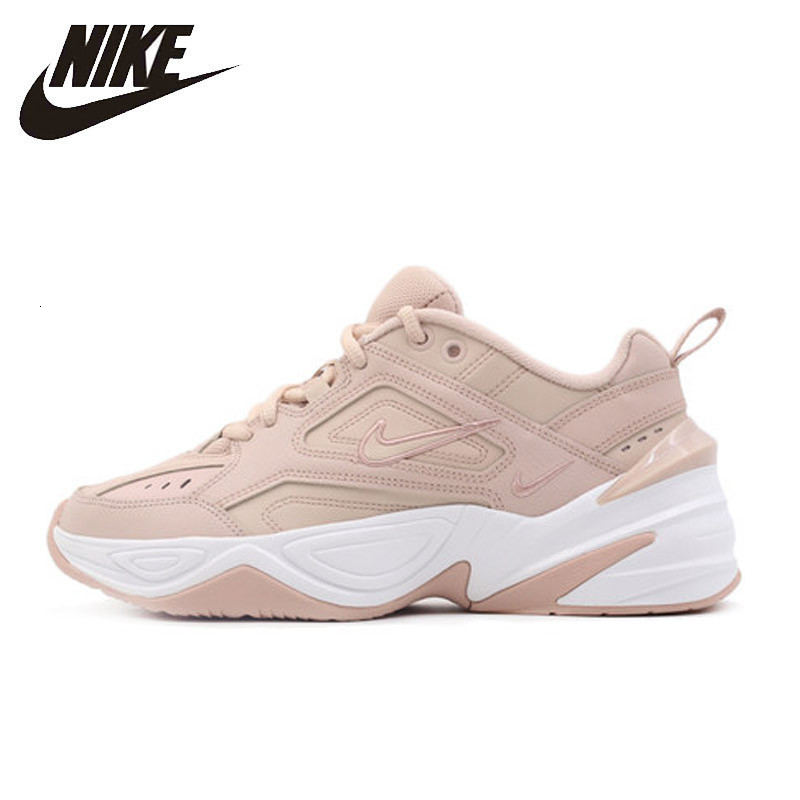 Nike M2K TEKNO Original New Arrival Women Lightweight Running Shoes Comfortable Outdoor Breathable Sneakers #AO3108