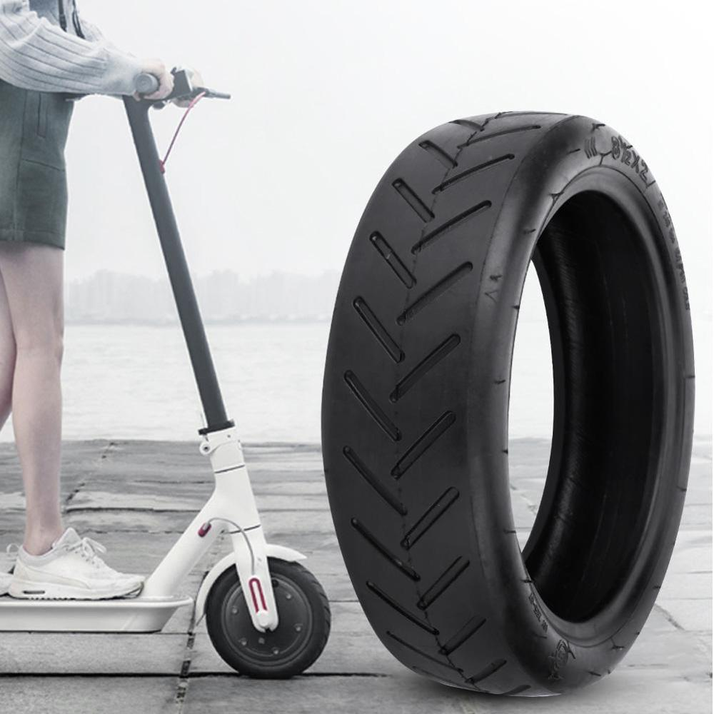 For Xiaomi M365 Electric Scooter Soft Tough Rubber Outer Tire Scooter Tire Accessories