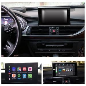 Image 4 - Kit multimídia automotivo para audi, audi a6, s6, c7, 4g, 2012 ~ 2016, 2017, 2018, mmi rmc, 4g, android rádio estéreo automotivo com navegação gps, tela sensível ao toque