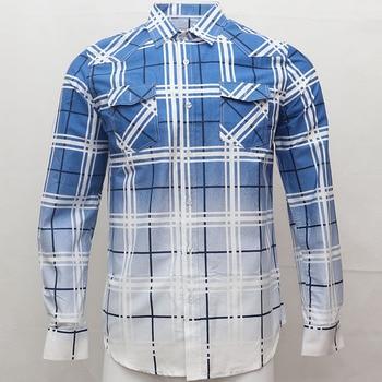 man brand shirt camisa masculina Men Long Sleeve Dress Shirts 100%Cotton Social hombre chemises homme men shirt 2018 spring cotton dress shirts for men good quality long sleeve camisa social masculina hawaiian shirt