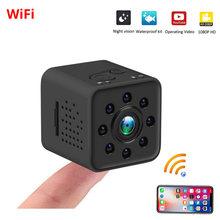 Sq13 completo hd 1080p wifi câmera, mini câmera de visão noturna à prova dwaterproof água concha cmos sensor filmadora registrador vs sq16 sq11 sq8 sq23