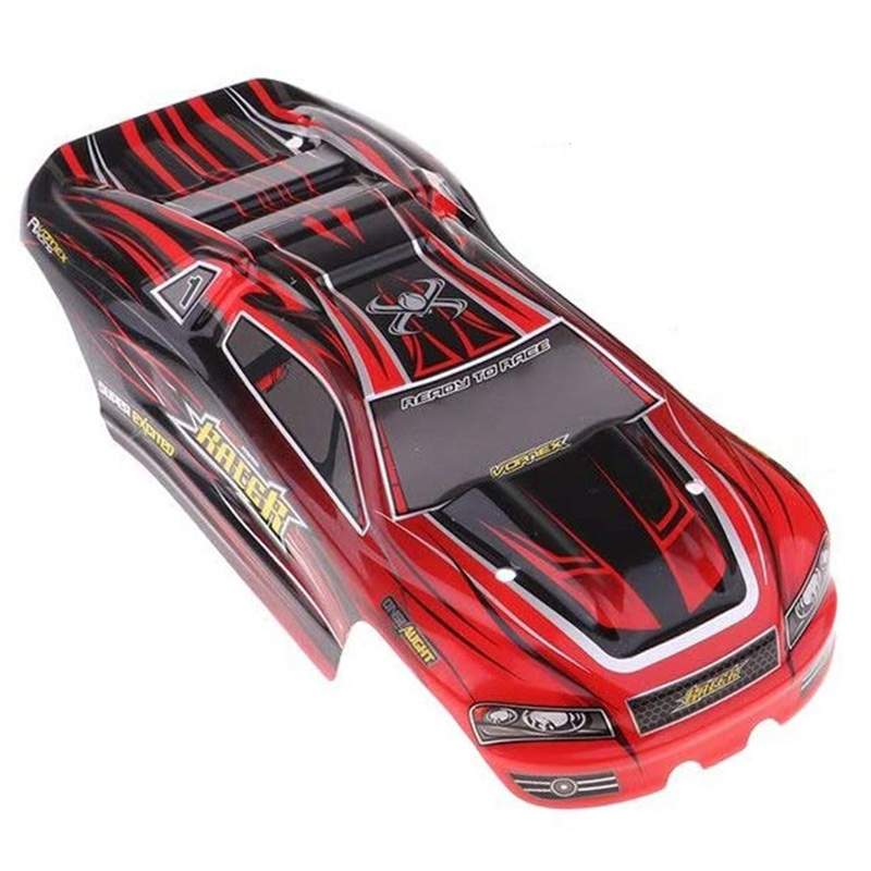 for XLH S912 9116 RC Car Shell 1/12 RC Monster Truck RC Car Shell Durable 16-SJ01 16-SJ02 RC Car Body Shell image