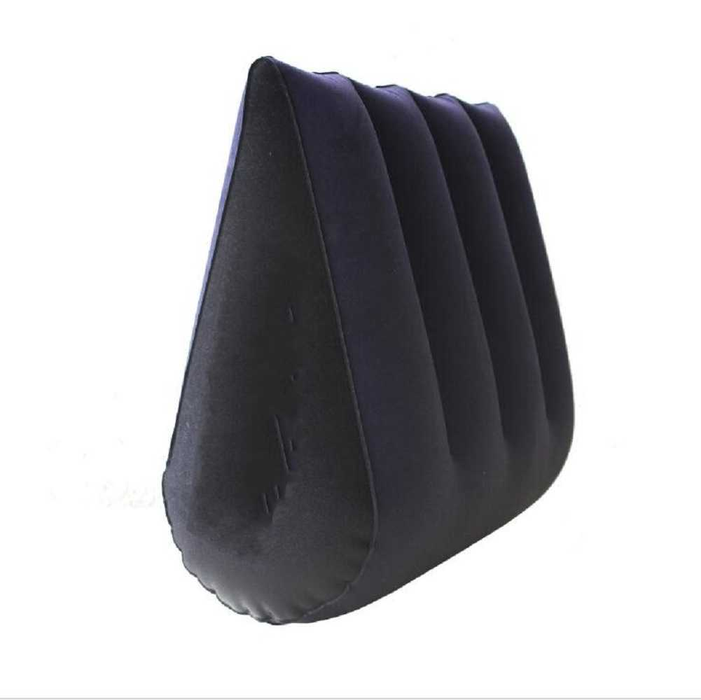 ใหม่ 2019 Flocking Inflatable โซฟาของเล่นสำหรับคู่รัก Love เก้าอี้หมอนผู้ใหญ่เพศเฟอร์นิเจอร์ SM เกม 11.11
