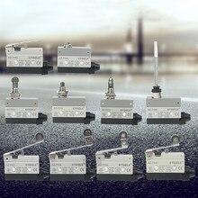 1PCS 10A 250VAC AZ-7312 AZ-7311 AZ-7121 AZ-7310 TZ-7141 Waterproof Microswitch Travel Limit Switch small horizontal roller lever az elet szerelme