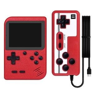 Image 1 - Vídeo game retrô portátil 800 em 1, console manual para jogo de console de bolso e portátil, mini jogador manual para presentear crianças