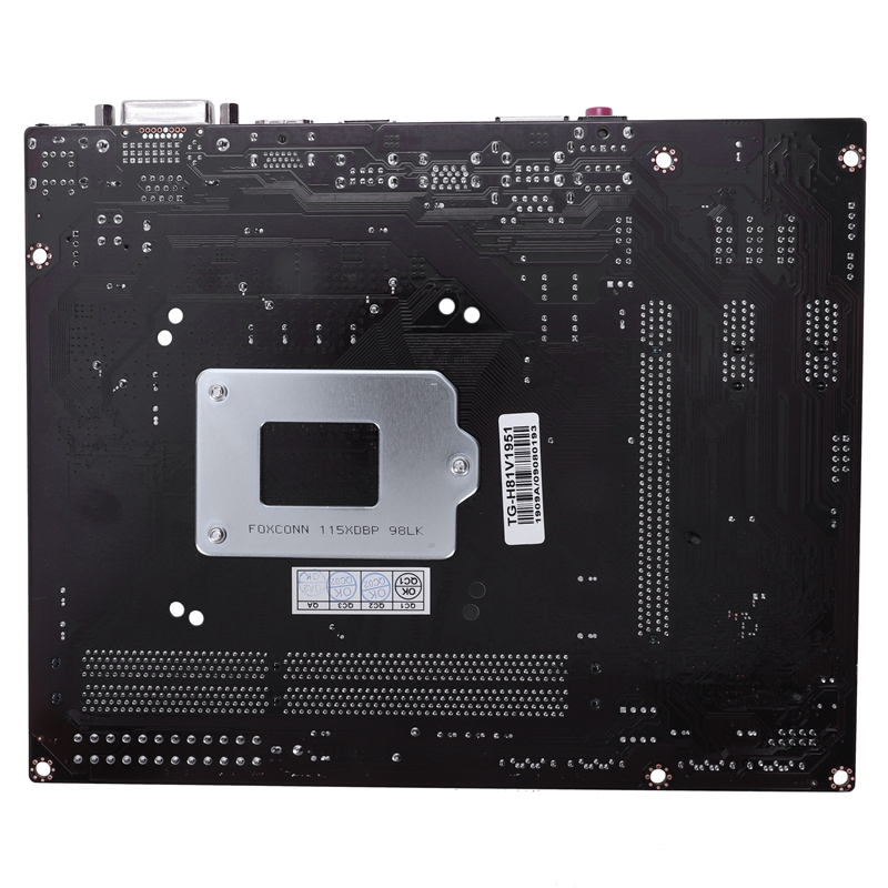 Professional Motherboard H81 <font><b>LGA</b></font> <font><b>1150</b></font> DDR3 RAM USB 3.0 2.0 Board Support Core I3 I5 <font><b>I7</b></font> Quad CPU Dual Channel Desktop Compute image