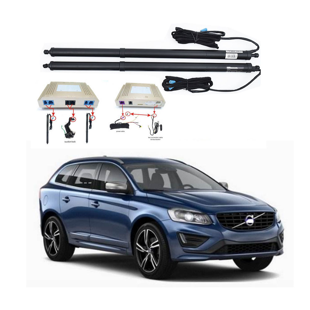 New Electric Tailgate Refitted For Volvo XC60 2017 -2020 Tail Box Intelligent Electric Tail Door Power Tailgate Lift Lock