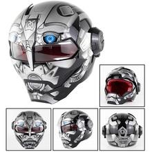 2020 NEW motorcycle helmet half helmet open face he