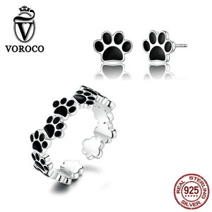 VOROCO Real 925 Sterling Silve
