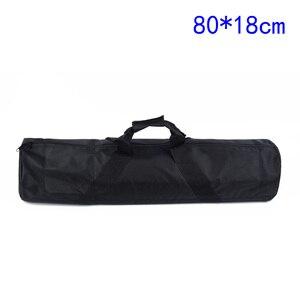 Image 3 - 80/90/100/120cm en plein air noir rembourré support de lumière trépied porter sac de transport étui photographique lumière support paquet sac de transport
