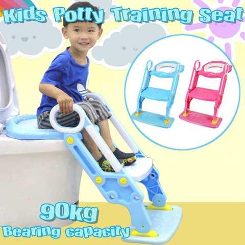 dobravel infantil potty seat mictorio encosto cadeira de treinamento com passo banqueta escada para bebe