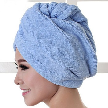 GIANTEX Women Towels Bathroom Microfiber Towel Hair Towel Bath Towels For Adults toallas serviette de bain recznik handdoeken 1