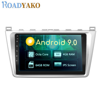9'' Android Car panel GPS Multimedia system For Mazda Core-wing 2009-2019 Stereo Auto Car Radio Video player 2 Din Autoradio image