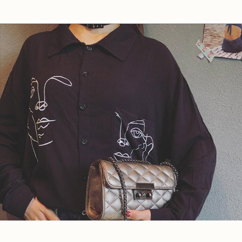 Женаская сумка через плечо из кожи 2020 модная чёрная сумочка для женщин Pommax S19-002 женская сумка месседжер шоппер