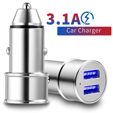Metal USB Car Charger For For iPhone 11 Pro Max X XS XR 5 6S 7 8 Plus 5 Phone charger for Huawei P 30 p30 P20 p 20 P10 Pro lite цены
