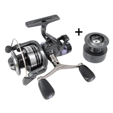 Ball Bearing 10BB Spinning Reels Fishing Vessel Wheel Metal Line Cup Spool Casting Flying Trolling