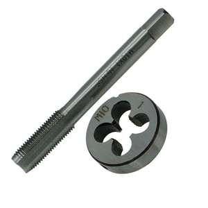 Threading-Tool Metric-Thread Best-Selling Plug-Tap Hss-Machine Hand M10x1.0mm Die Right