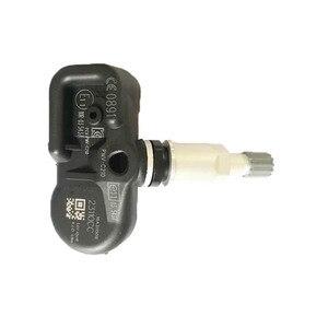 Image 2 - Sensor tpms do sistema de monitoramento da pressão dos pneus de 4 pces 433mhz 42607 02031 PMV C210 para toyota avensis auris rav4 yaris verso