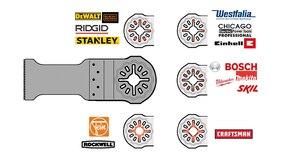 Image 5 - Newone 66個starlock刃の振動ツールはセットフィットのためのマルチツールカット木材プラスチックポリッシュセラミックタイル削除汚れ
