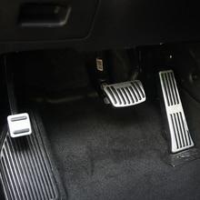 купить For  Kia car pedal gas foot rest stainless modified pad non slip performance aluminium fuel по цене 578.77 рублей