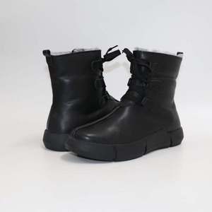 Image 2 - Wool mens BootsWarm mens BootsMens warm shoes in winter100% real wool shoesSnow bootsSnow mens shoes