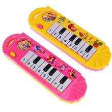 Baby Infant Toddler Kids Musical Piano Developmental Toy Early Educational Piano Toy недорого