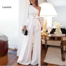 white two piece set piece set top and pants