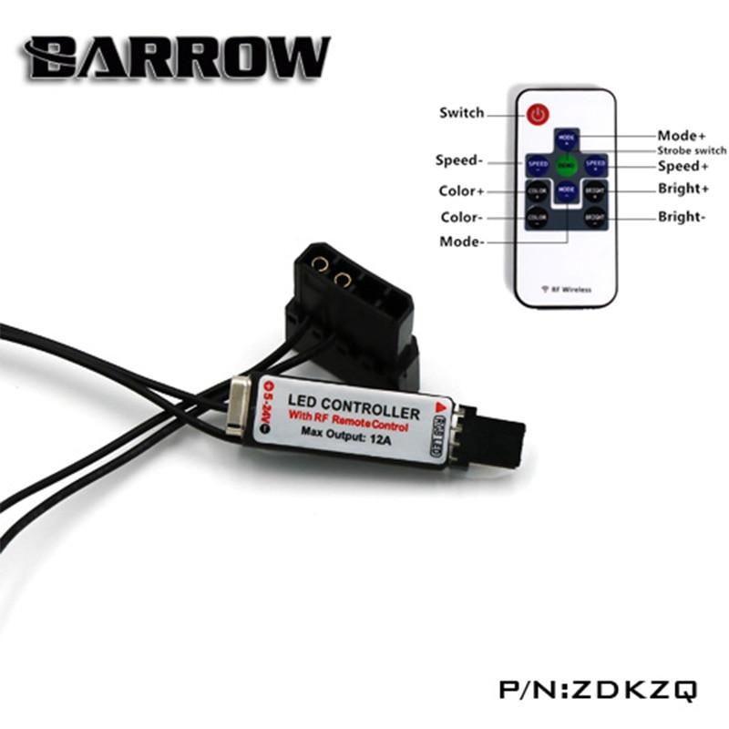 Barrow SDKZQ/ZDKZQ LRC 1.0 12v 4pin RGB Lighting Control Manual Type / Remote Type Controller