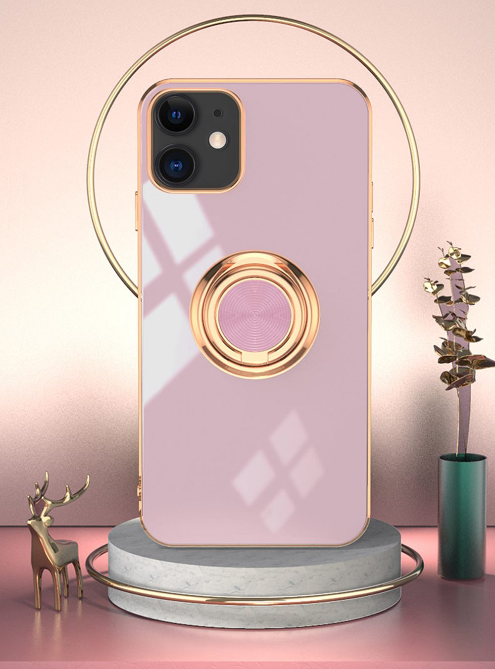 ring stand iphone case