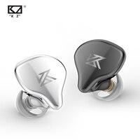 KZ S1 S1D TWS True Wireless Earbuds KZ Bluetooth 5.0 Earphone 1BA+1DD Hybrid Portable HIFI Stereo Sport Headset Noise Cancelling
