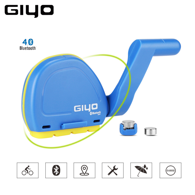GIYO Bicycle Computer Bicycle Code Table Bluetooth Smart Cadence Wireless Bike Speedometer Sports Equipment Bicycle Accessories