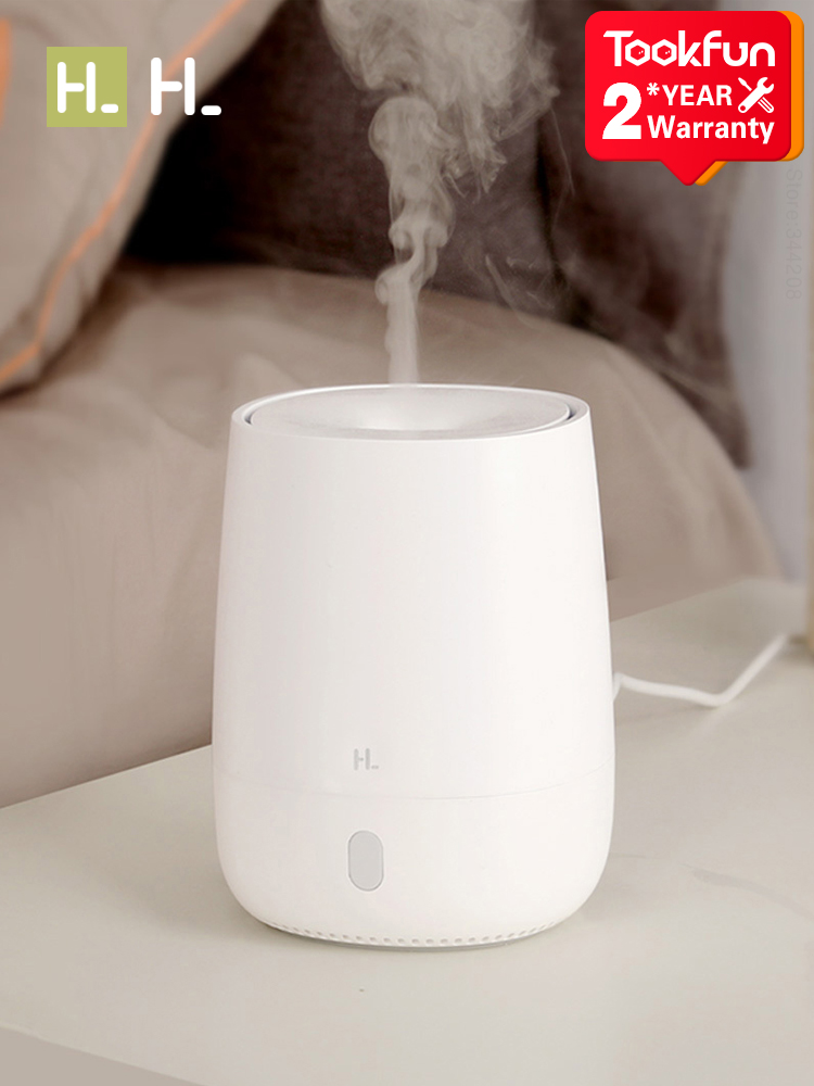 Diffuser Humidifier Air-Dampener Essential-Oil Ultrasonic-Mist-Maker Aroma Quiet HL