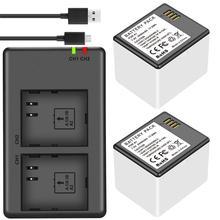 Arlo pro 또는 pro 2 카메라 용 vma4400 넷기어 A 1 배터리 또는 듀얼 채널 충전기
