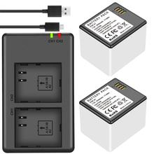 Için Arlo Pro veya Pro 2 kamera vma4400 Netgear A 1 pil veya çift kanallı şarj