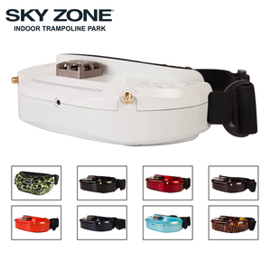 Image 3 - Skyzone SKY03O 5.8GHz 48CH Diversity FPV Goggles Support OSD DVR HDMI With Head Tracker Fan LED For RC Drone