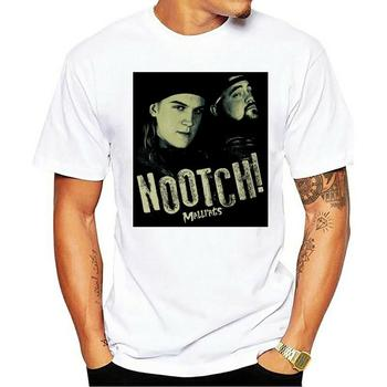 Cusised Mallrats Movie Nootch! Picture Mall Rats Licensed Adult T-shirt All Sizes(3) 2020 New 3d T Shirt Men Funny Tee Shirts image