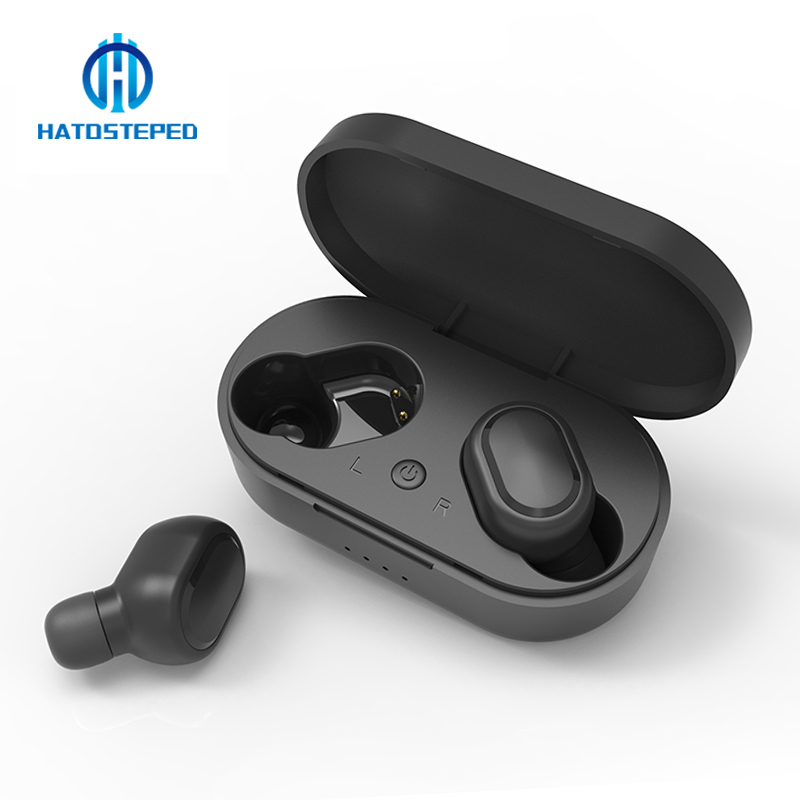 <font><b>TWS</b></font> <font><b>5.0</b></font> Bluetooth 3D Stereo Earphone Wireless Earphones IPX6 Waterproof Earphones mini Headset With Charging Box image