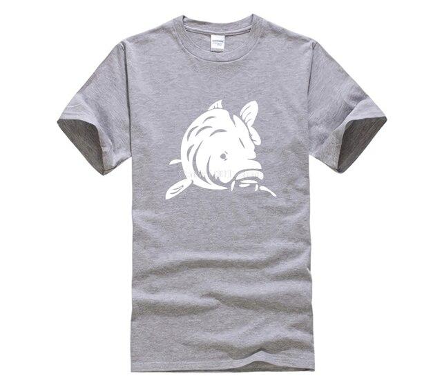 T-shirt imprimé pêche carpe drôle danniversaire pour les hommes papa père mari pêcheur pêcheur hommes Cool T-Shirt à manches courtes