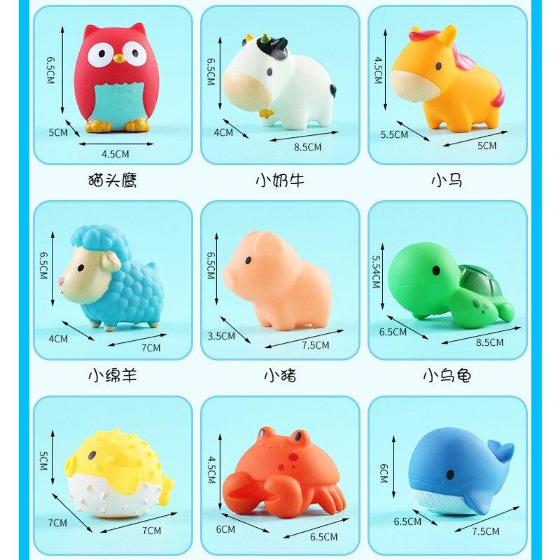 conjunto de brinquedos banho para criancas 04