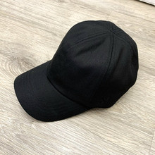 Women's Embroidered Logo Cotton Baseball hat Female Casual Peaked Cap for Spring