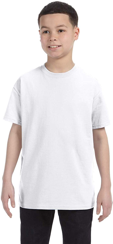 2020  - Tagless Youth T-Shirt - 5450 Cotton  O-Neck  China (Mainland)
