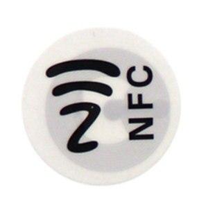 1 шт Анти-металлических Стикеры NFC Ntag213 теги NTAG 213 металлических этикеток значки 28TE