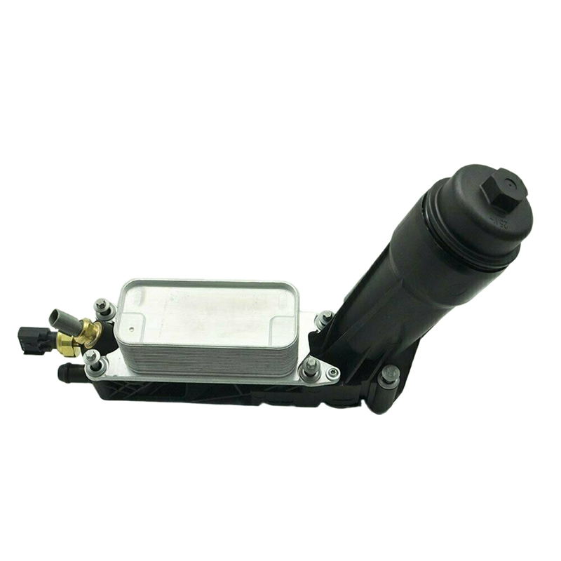 for Jeep Dodge Chrysler 3.6L V6 11-13 <font><b>5184294AE</b></font> Engine Oil Cooler Filter Housing image