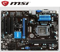 MSI original desktop motherboard B85 IE35 B85 DDR3 Socket LGA 1150 motherboard Solid state integrated on sales boards